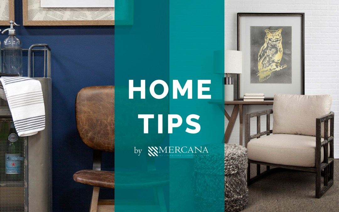 Home Tips: Furniture for a Small Living Space
