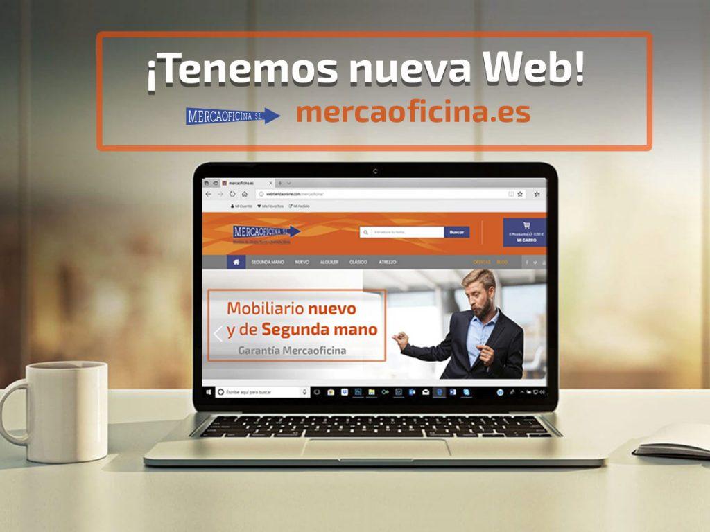 Nueva Web Mercaoficina