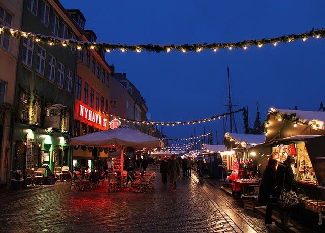 Copenaghen Mercatini di Natale 2017