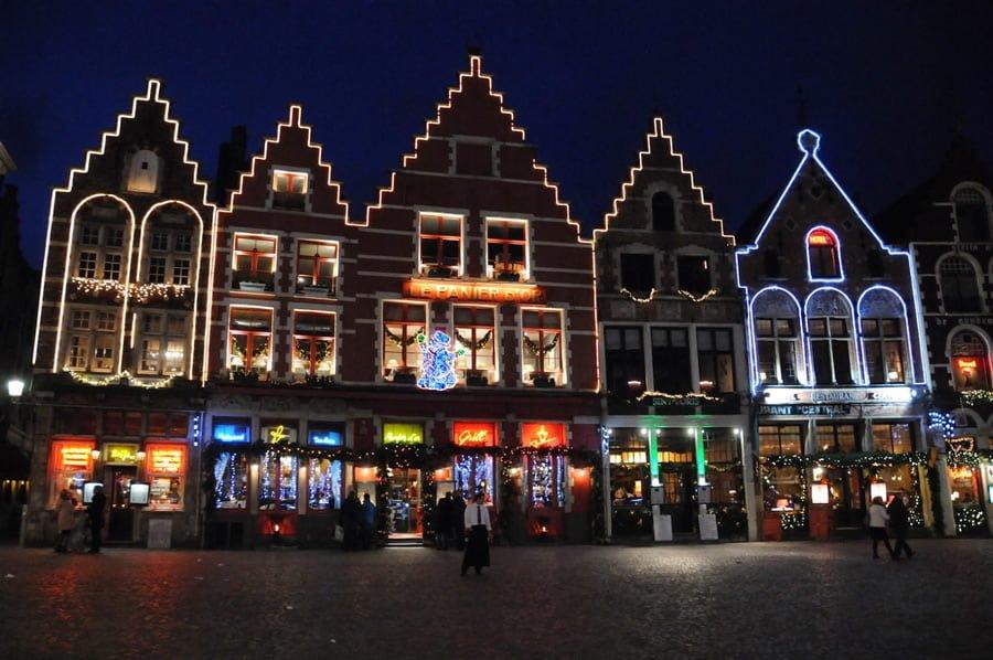 Bruges Mercatini di Natale 2017