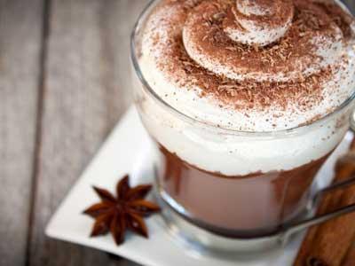 Ricetta della Cioccolata Calda