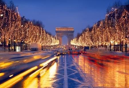 Mercatini di Natale Parigi  Mercatini di Natale
