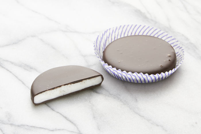 Mint Chocolate Patties