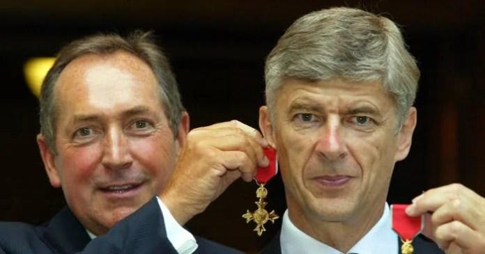 Houllier et Wenger