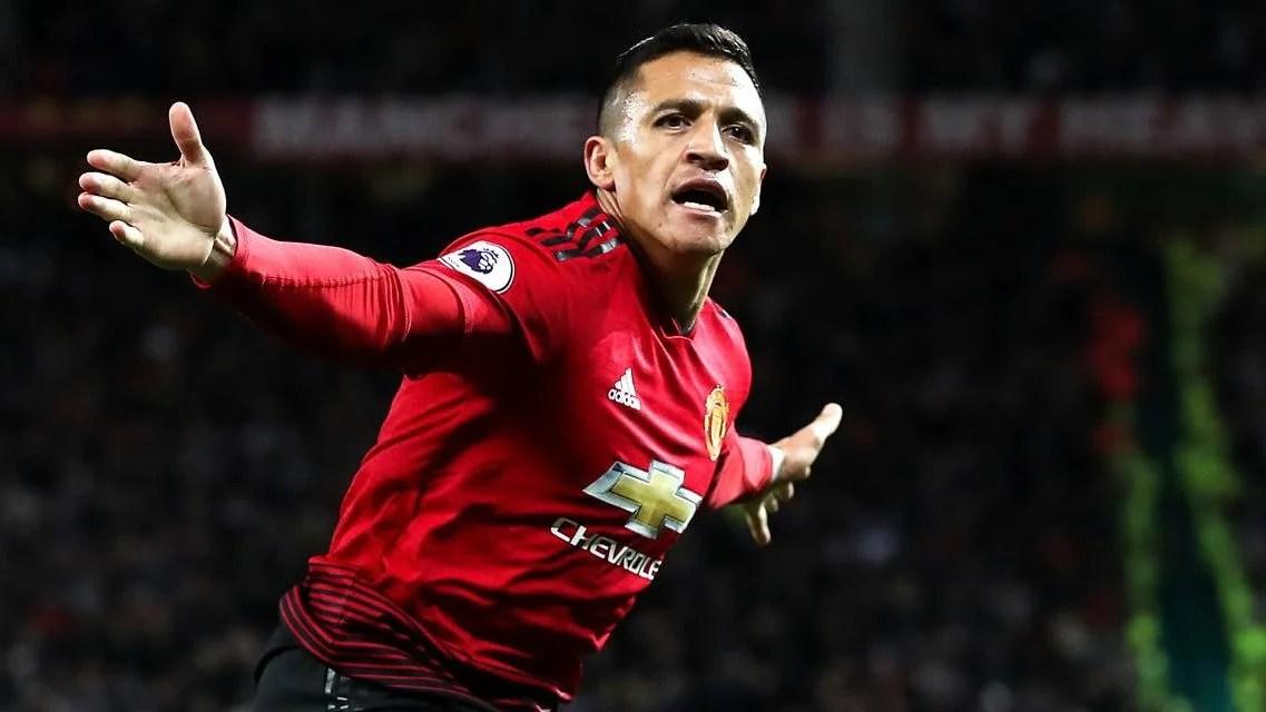 Manchester United obligé de payer pour se débarrasser d'Alexis