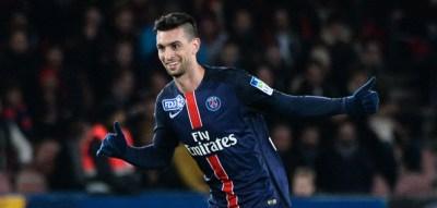 Javier PASTORE - 13.01.2016 - PSG / Lyon - 1/4 de finale Coupe de la LIgue Photo : Nolwenn Le Gouic / Icon Sport