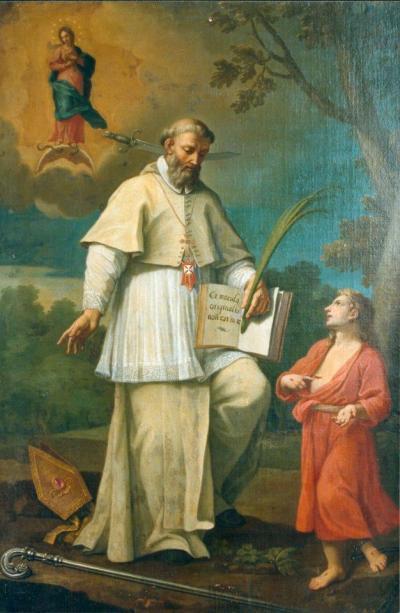 Celebramos a San Pedro Pascual patrono de los estudiantes mercedarios
