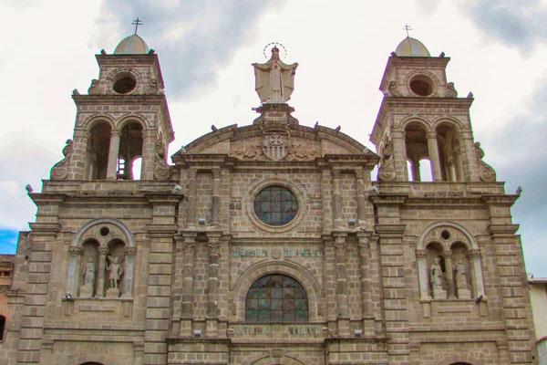 Convento de la Merced de Ibarra