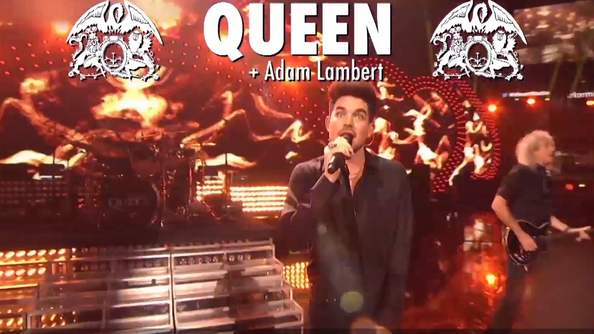 Mercury Hd Wallpaper Queen Adam Lambert Mercedes Benz Arena Berlin