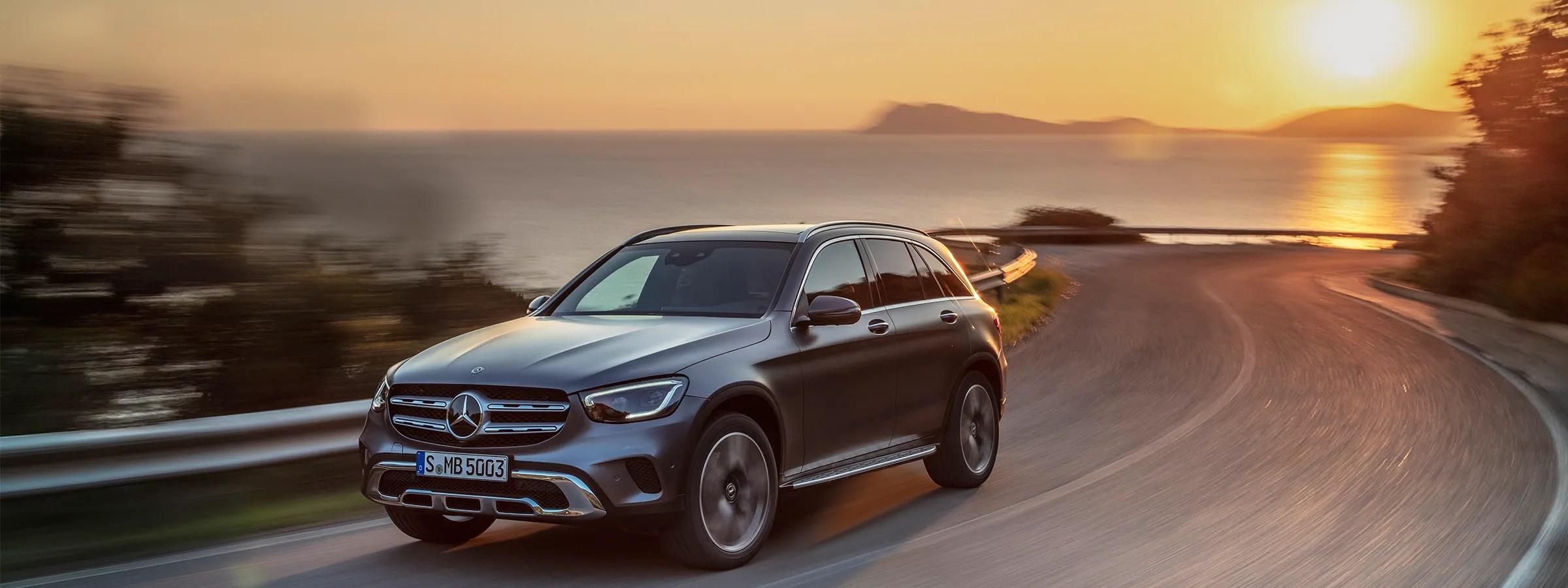 Mercedes-Benz | Le tout nouveau VUS GLC 2020 | Mercedes-Benz