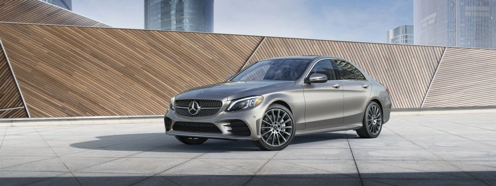 medium resolution of 2019 mercedes benz c class sedan carousel image