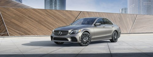 small resolution of 2019 mercedes benz c class sedan carousel image