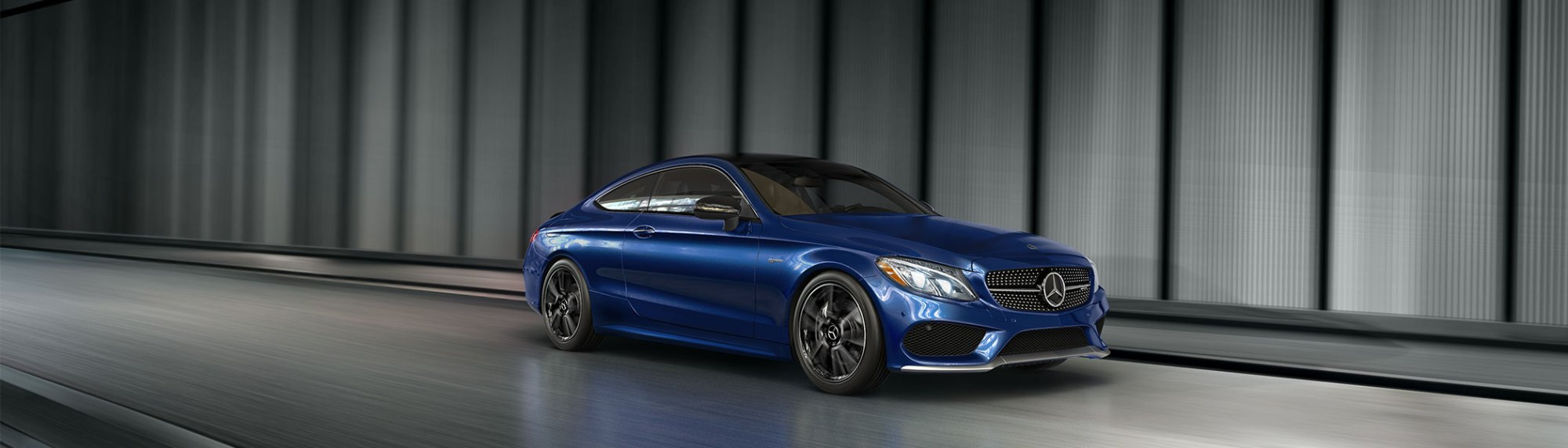 hight resolution of c class coupe