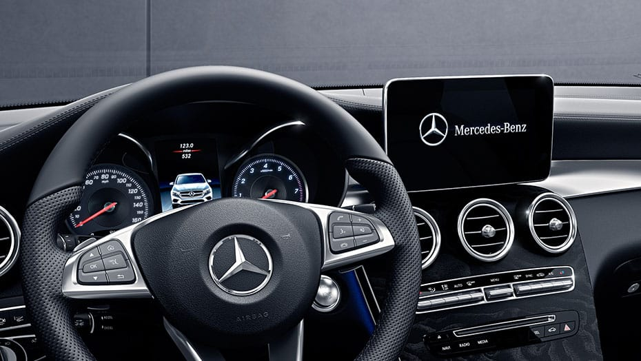2019 GLC 300 4MATIC Coupe  MercedesBenz