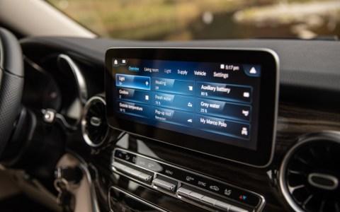 Mercedes-Benz auf der Caravan Motor Touristik 2020: Messeauftritt im Zeichen der Konnektivität