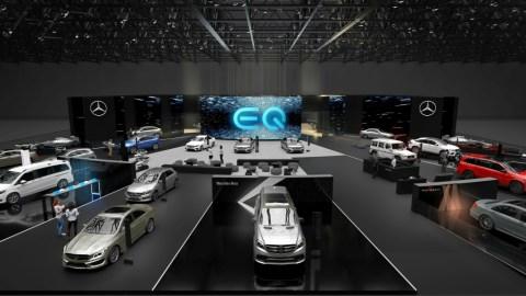Mercedes-Benz auf dem Genfer Automobil-Salon 2020: Zahlreiche Welt- und Europapremieren