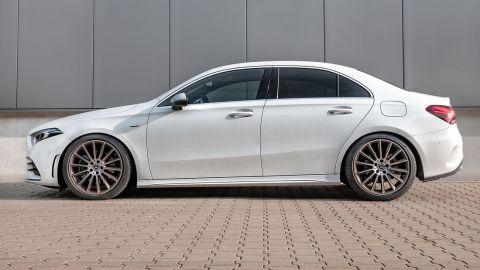 H&R Sportfedern für die Mercedes-Benz A-Klasse Limousine