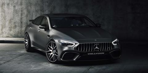 810 PS, 1030 Nm Drehmoment - Kraftkur für den Mercedes-AMG GT von WHEELSANDMORE