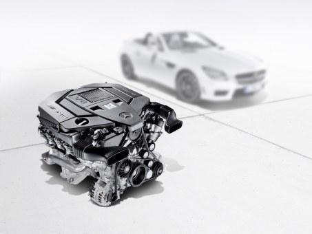 Mercedes-AMG V8 5.5 , M152 2011
