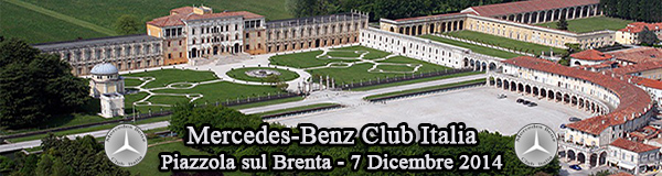raduno mercedes benz club italia
