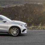 Mercedes-AMG GLE 63 Coupé 2015 le foto ufficiali