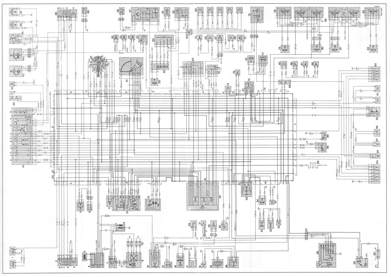 Mercedes Vito 638 Wiring Diagram