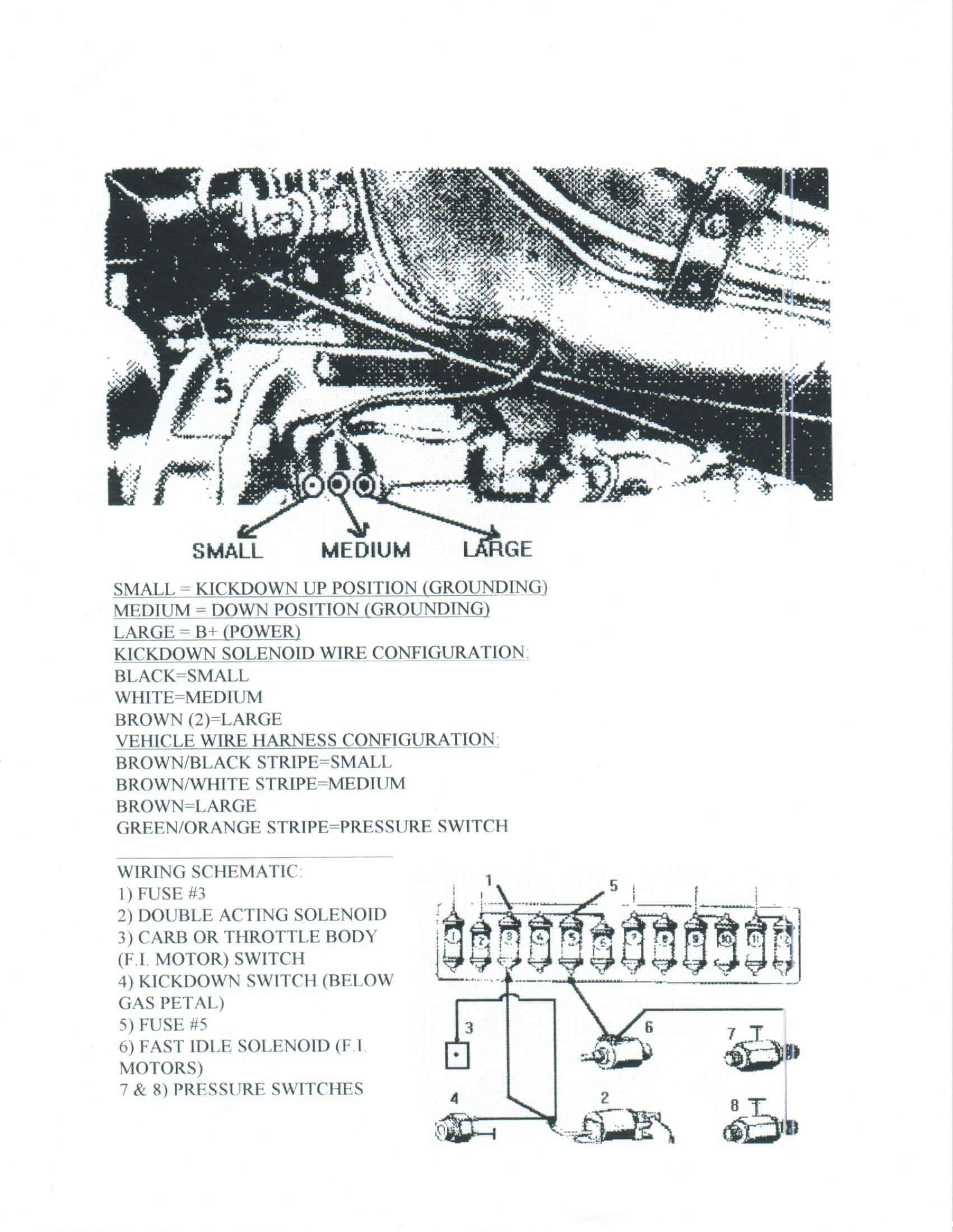 16 Bolt Installation And Adjustment Instructions