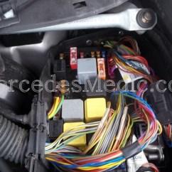 2003 Dodge Ram 1500 Power Window Wiring Diagram Mk4 Golf Fan Fuses And Relays Location Designation S Class Cl 2000-2006 - Mercedes Medic