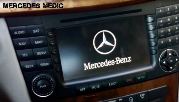 For Sirius Car Stereo Wire Diagram Mercedes Benz No Sound Mb Medic