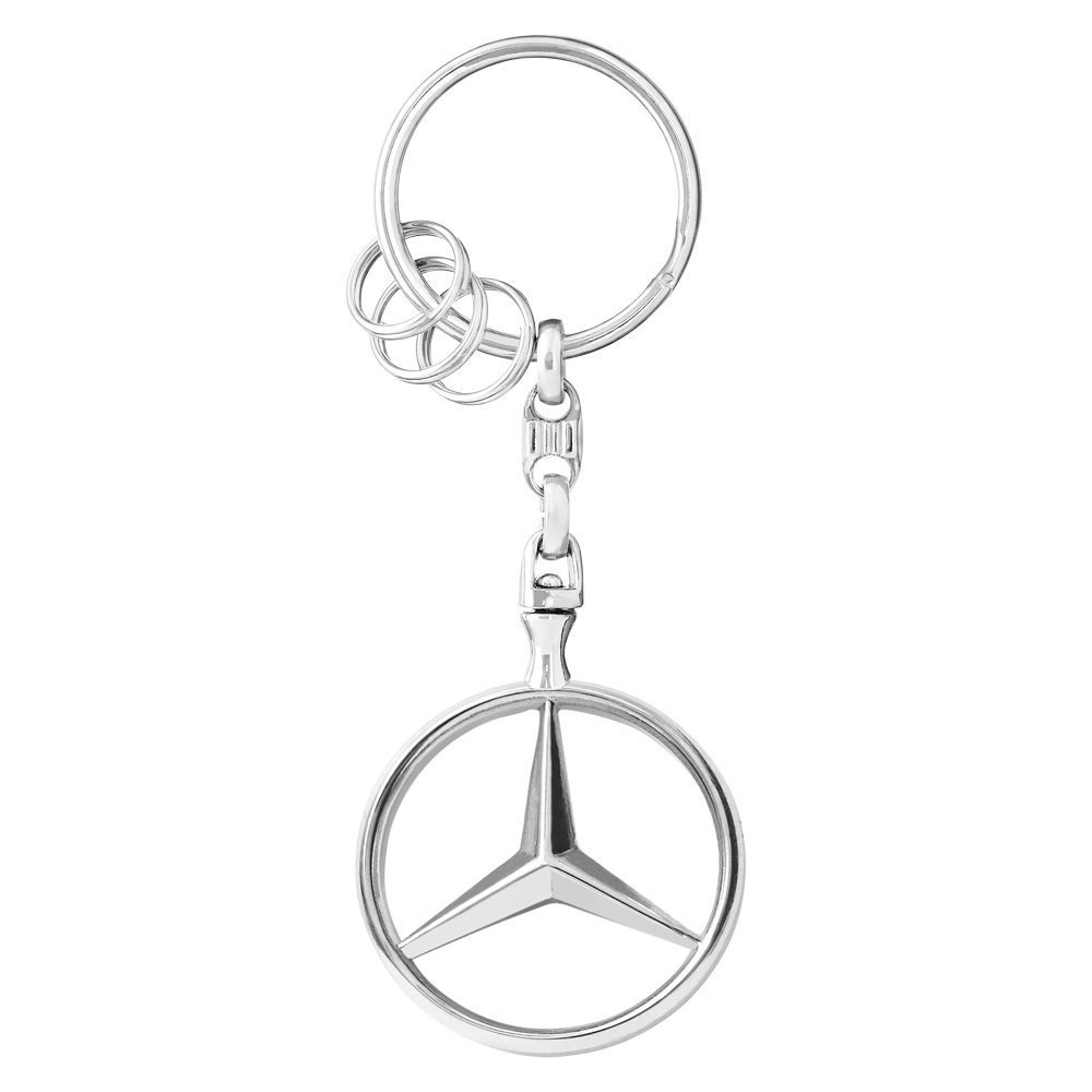 mercedes benz key chain