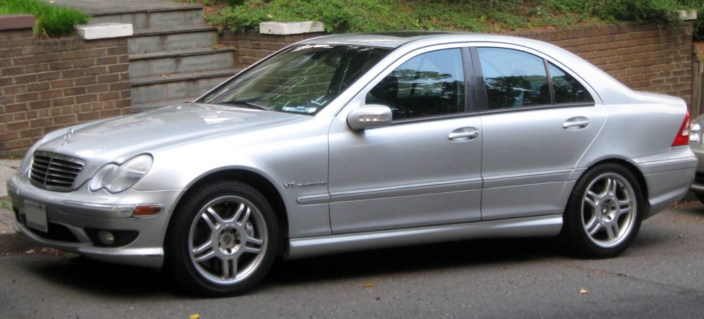 medium resolution of 2003 mercede c240 steering