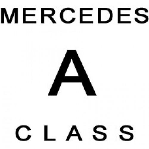 Mercedes A Class Reverse Camera 2012