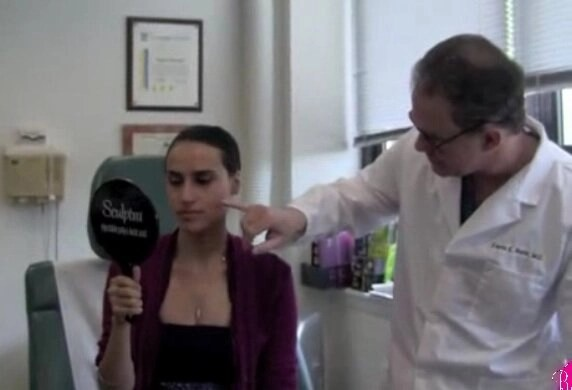 adult acne doctor