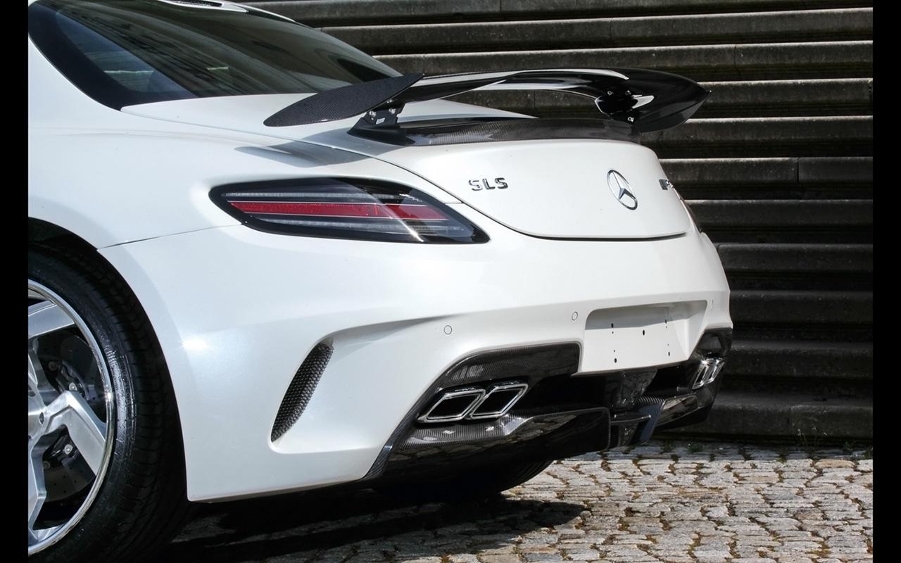 Sga Aerodynamics Mercedes Benz Sls Amg