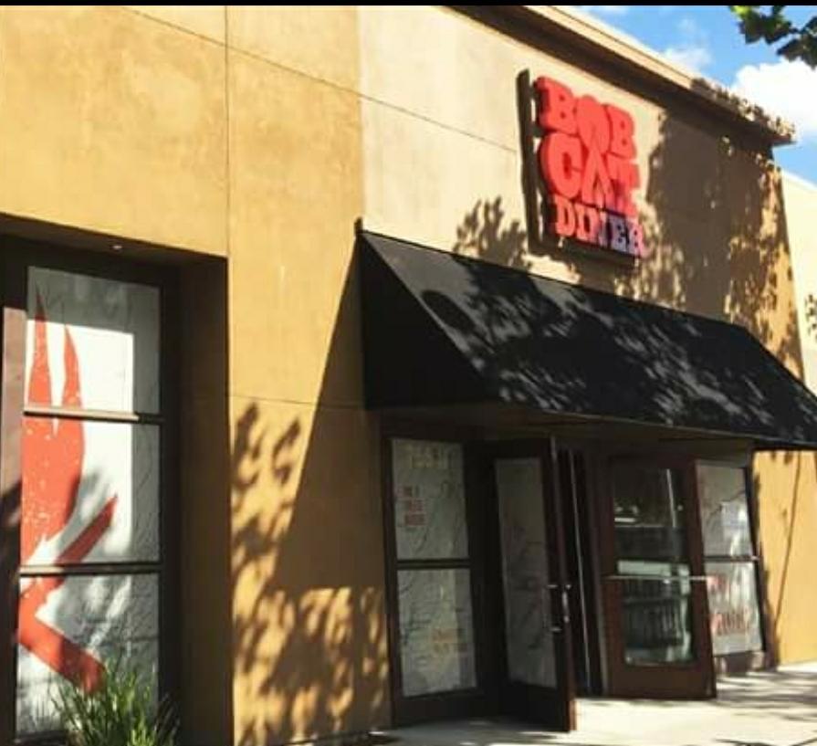 Did Merced BobCat Diner close?
