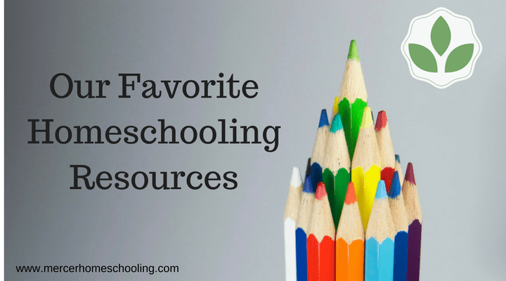 Our favorite homeschooling resources