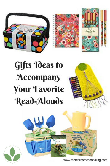 Gift Ideas to Accompany your Favorite Read-Alouds