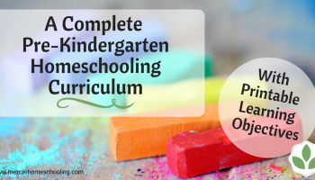 Our Third Grade Homeschooling Curriculum | Mercer Homeschooling