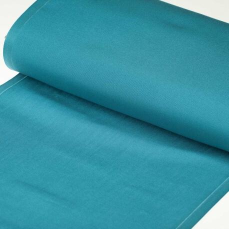 toile transat outdoor uni 150cm x 43cm bleu piscine
