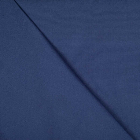 toile outdoor tissu sunny uni largeur 160cm bleu marine