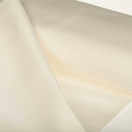 toile outdoor tissu uni largeur 160cm ecru