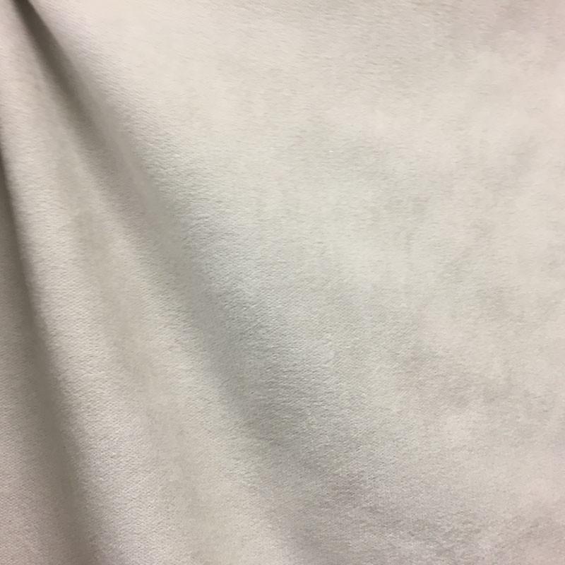 tissu rideau occultant souple alaska ecru mercerine