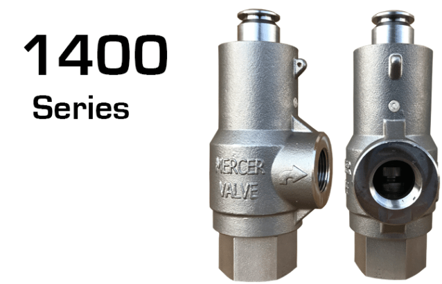 Mercer Valve Co , Inc ® Products