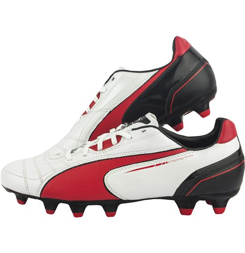 886a6b567 Buy Official Puma Momentta Fg Football Boots White Red Black