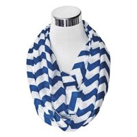 Navy And White Flask Scarf for only  24.54 at ...
