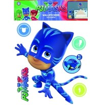 Official PJ Masks Wall Stickers 284001: Buy Online on Offer