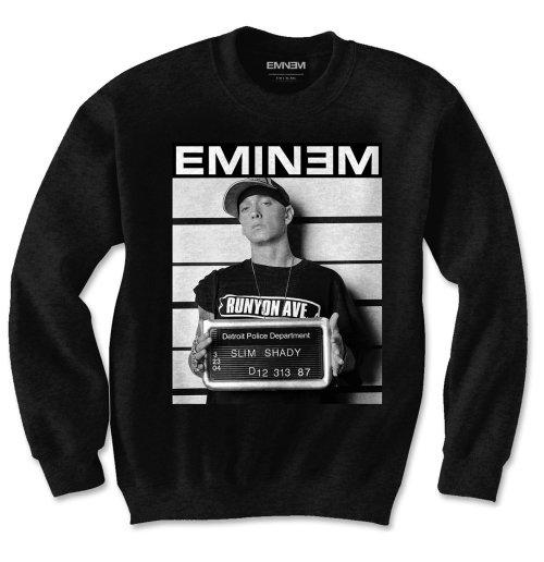 Felpa Eminem Arrest per soli  2866 su MerchandisingPlaza