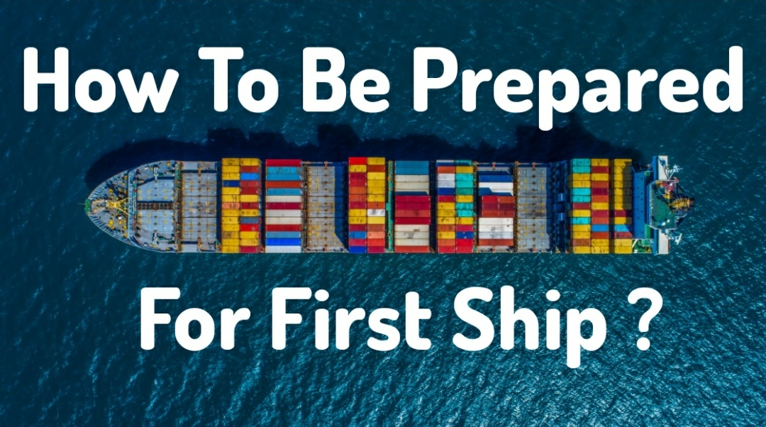 Psychologically Prepared for First Ship