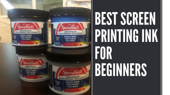 Best Screen Printing Ink for Beginners