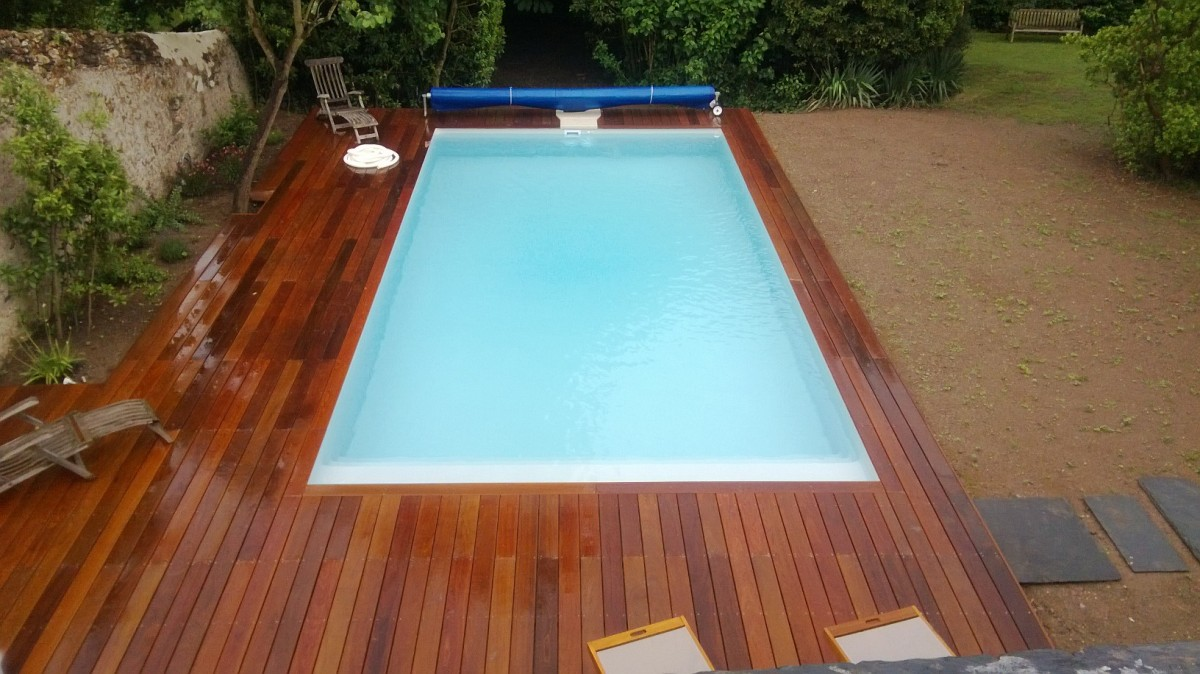 Installation de piscines